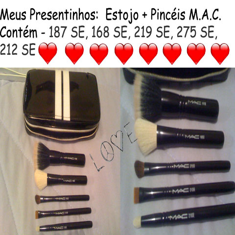 GLAM4YOU ESTOJO PINCEL MAC PRESENTE FREESHOP copy2