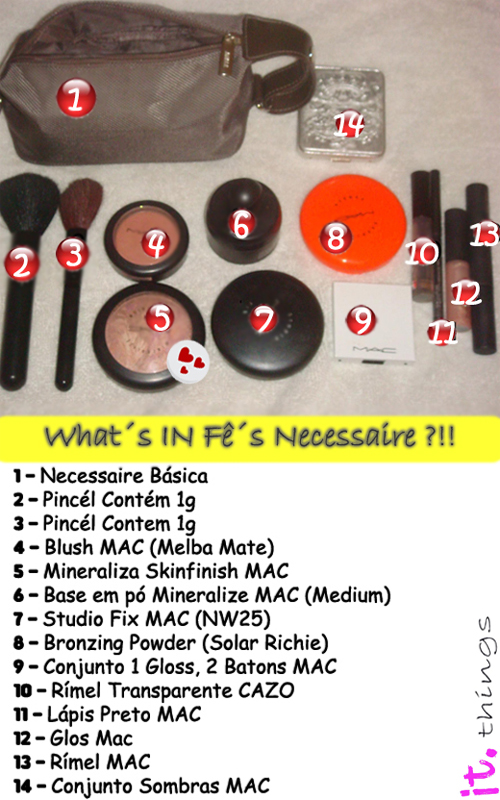 NECESSAIRE-FERNANDA-GLAM4YOU- WHAT´S IN FÊ´S NECESSAIRE -MENOR