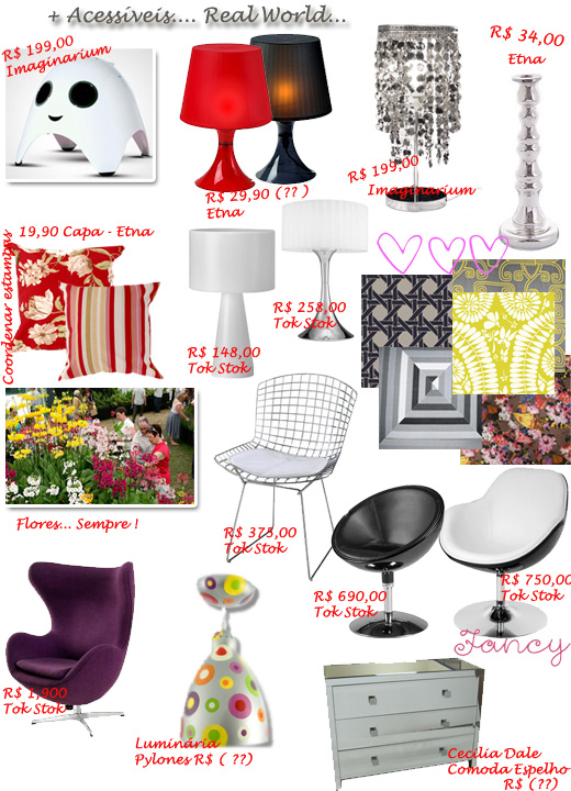 DECOR- GLAM4YOU- ACESSIVEIS