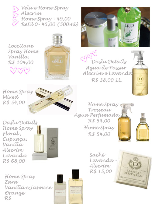 HOME SPRAY - GLAM4YOU
