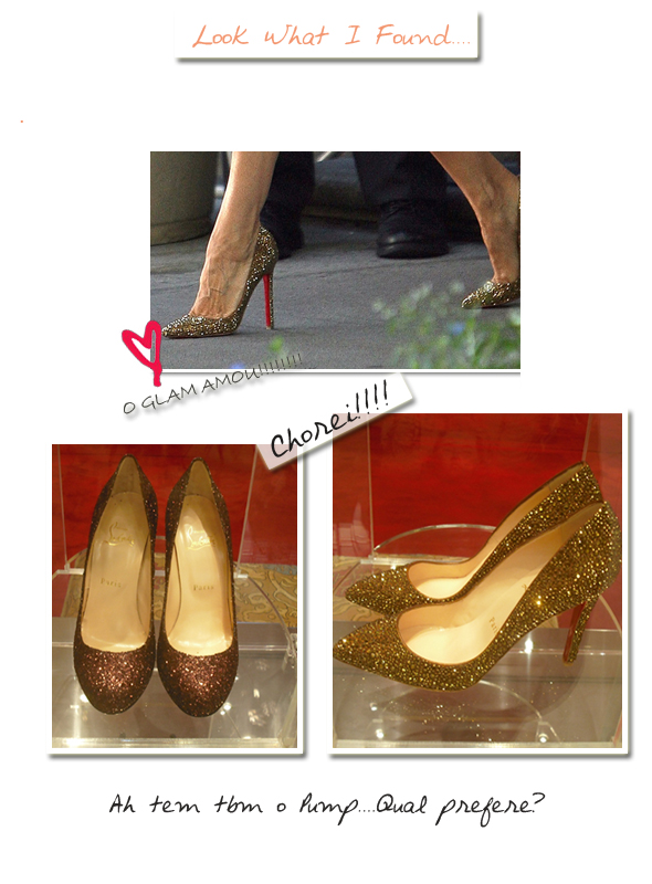 LOUBOUTIN SATC2 shopping iguatemi glam4you blog