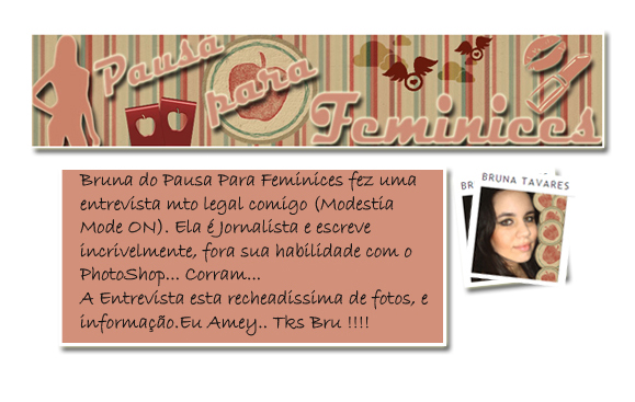 PPF pausa para feminices glam4you blog entrevista nati vozza