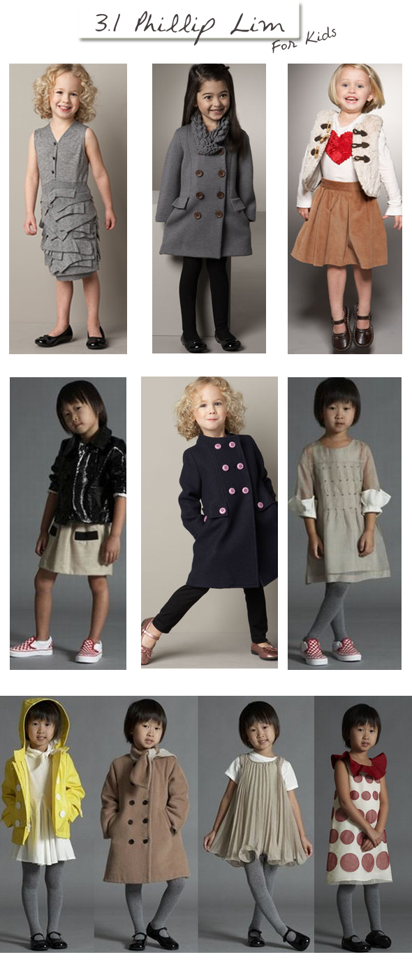 PHILLIP LIM FOR KIDS GLAM4YOU