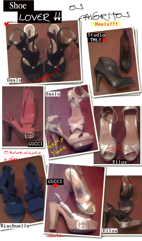 Shoes heels Nati glam4you