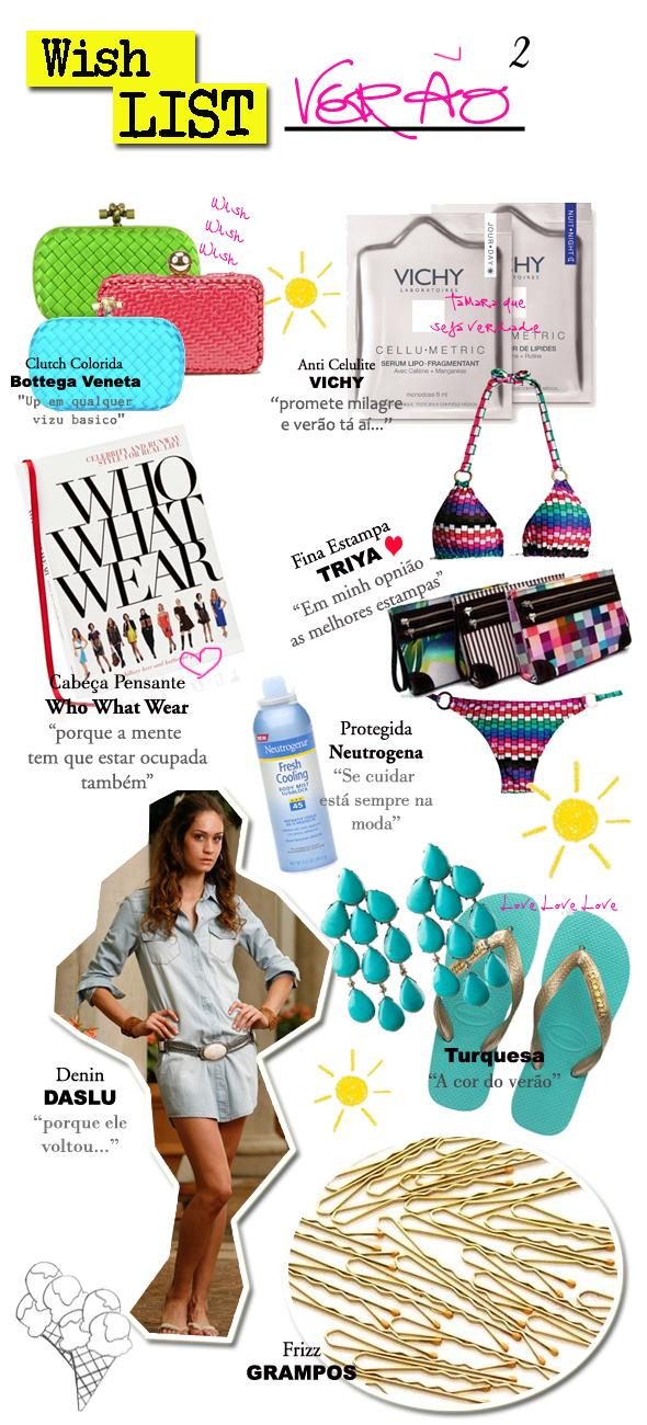 WISH LIST SUMMER glam4you
