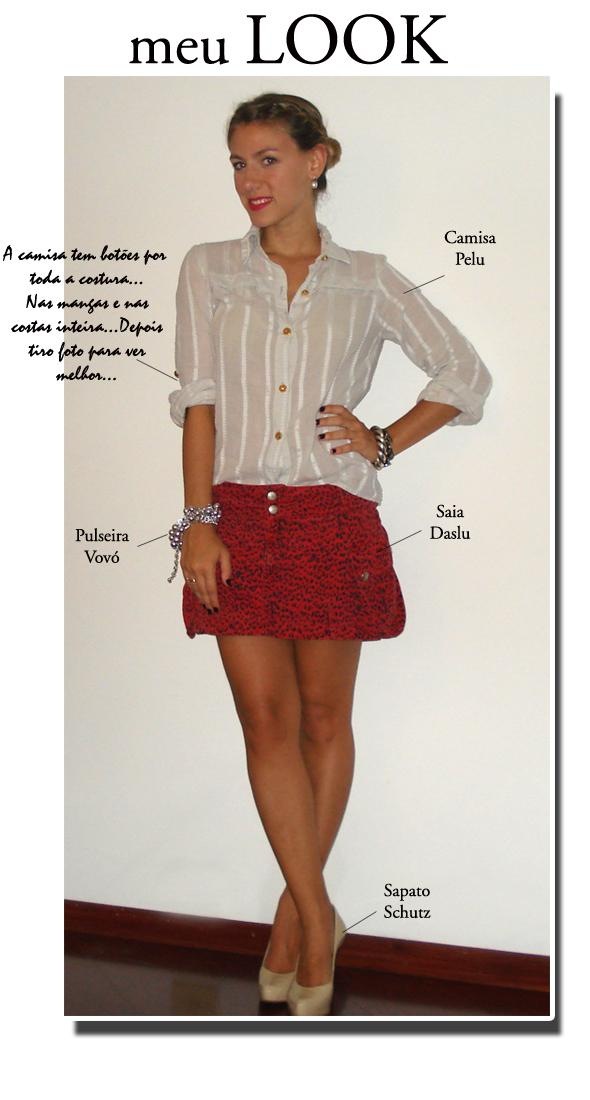 LOOK BOOK - CAMISA PELU