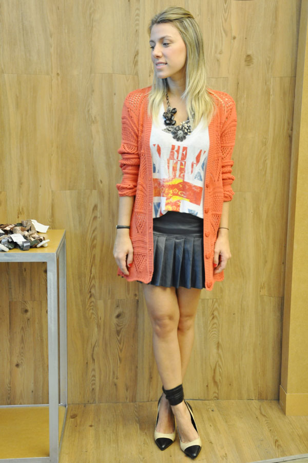 P6 Verão POP UP STORE: LOOKS Pop Up Store Inspired Looks